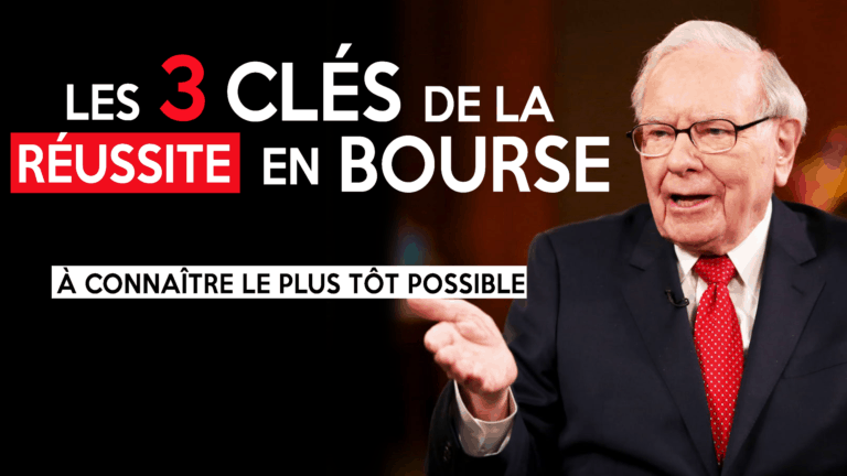 Les trois clefs de la réussite en Bourse selon Warren Buffett